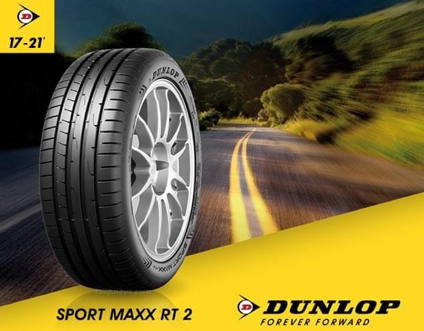 Sportmaxx RT2 dunlop